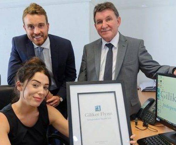 Giliker Financial Advisors in Stoke on Trent