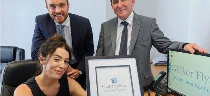 Giliker Financial Advisors in Stoke on Trent