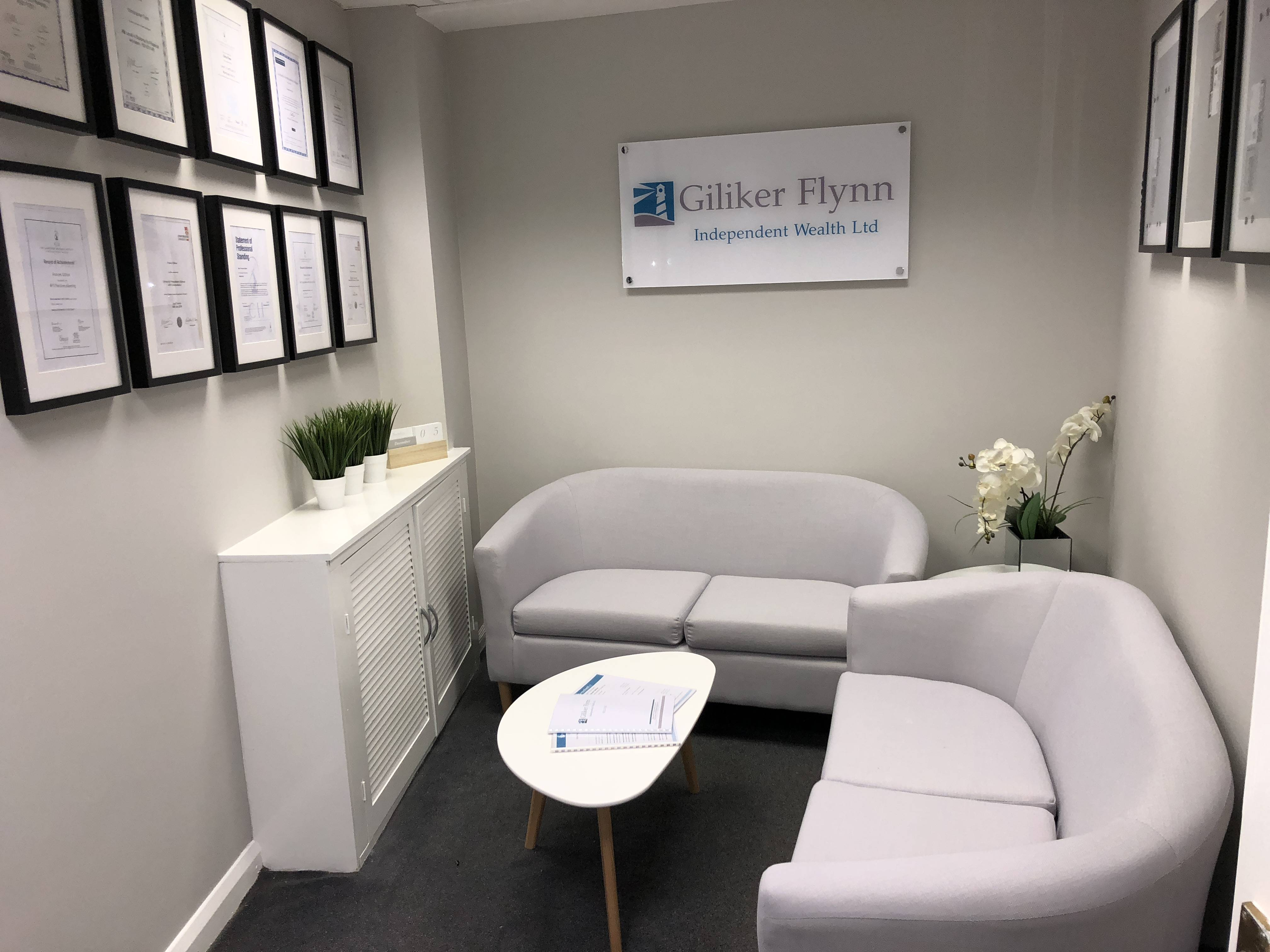 Financial advisers in Stoke On Trent