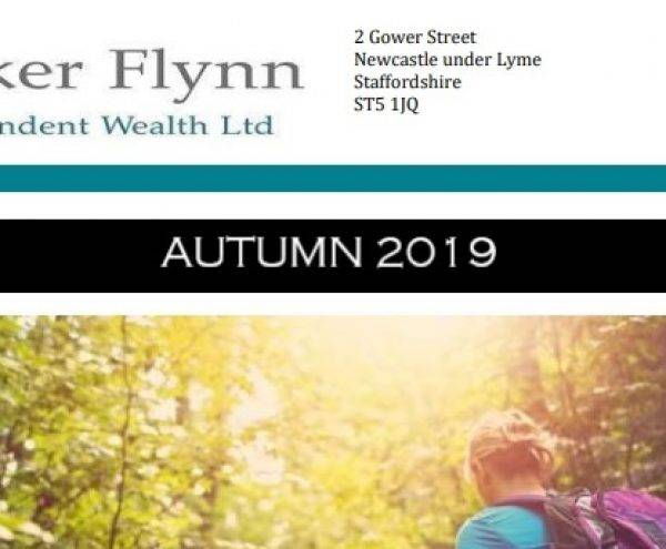 Giliker Flynn Autumn 2019 Newsletter