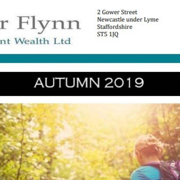 Giliker Flynn Autumn 2019 Newsletter